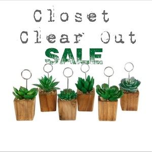 Other - Closet Clear Out Sale!